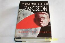 The Man Who Sold the Moon, Robert A. Heinlein,1953, H/C,D/J, Shasta, 3rd edition