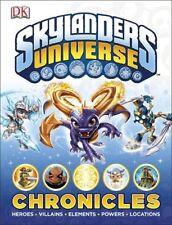 Skylanders Universe Chronicles-DK