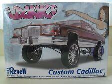 """REVELL """"DONKS"""" - CUSTOM CADILLAC - DEVILLE / FLEETWOOD - MODEL KIT (SEALED)"""