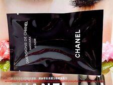 Chanel Dimension (Mascara) #10 Noir *Black*(1ml/.0.03oz)⠙¡Free Post♡