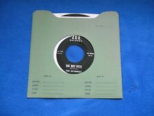 "45 ""BIG BOY PETE/THE SLOP""-OLYMPICS - ZEE RECORDS - 1960"