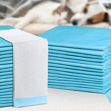 400pcs Puppy Dog Pet Training Pads Cat Toilet 60 x 60cm Super Absorbent Indoor
