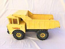Vintage Mighty Tonka Dump Truck 3900 Pressed Steel 1978
