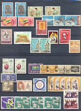 NEPAL COLLECTION 192 STAMPS USED MOST VF - WIL BE SENT IN ENVELOPPES