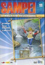 dvd SAMPEI Il ragazzo pescatore HOBBY & WORK numero 11