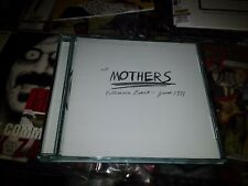 The Mothers Fillmore East Frank Zappa The Mothers of Invention CD
