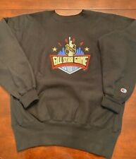 Vintage 1994 Nhl All Star Game New York City Madison Square Garden Champion Crew