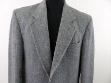 """Homme Orvis années 80 vintage Harris Tweed Veste Bleu Multi L44"""" bon/très bon état numéro de référence SKU W838"""