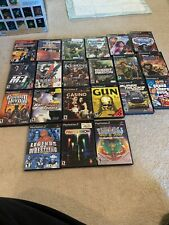 Playstation 2 Ps2 Games Lot 21 Different Titles Lot 3