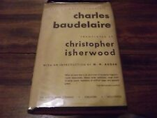 The Intimate Journals of Charles Baudelaire,trans Christopher Isherwood HC 1947