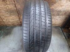 1 265 40 21 101Y Pirelli Pzero Tire 7/32 No Repairs 0715