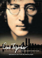 Come Together: A Night for John Lennons Words and Music (DVD, 2002) EXCELLENT