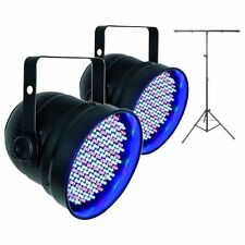 2 LED Stage Lighting & Effects Packages