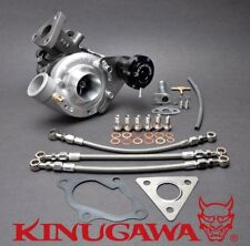 Kinugawa Turbo Kit Turbocharger TF035HM-13T w/ 4cm Hsg Fit 1.3~1.6L Patrol Engin