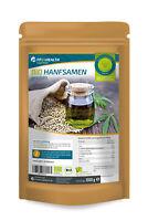 FP24 Health Bio Hanfsamen geschält 1kg - Zippbeutel - Hanf - EU - Rumänien