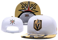 Las Vegas Golden Knights NHL Hockey Embroidered Hat Snapback Adjustable Cap