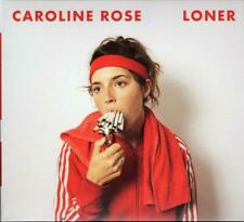 CAROLINE ROSE – LONER (NEW/SEALED) CD