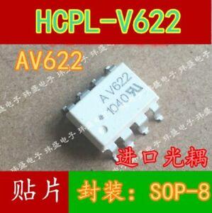 5PC ASSR-V622 SOP8 AV622 HCPL-V622 ACPL-V622  #A2