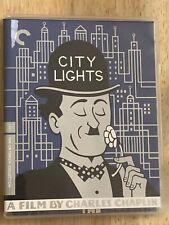 City Lights; Criterion Collection Blu Ray, Charlie Chaplin