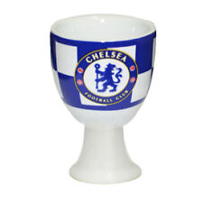 Chelsea Egg Cup - Gift For Christmas Birthday Valentines Boys Girls - Checked