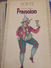 CHARLES SOREL - HISTOIRE COMIQUE DE FRANCION 1979