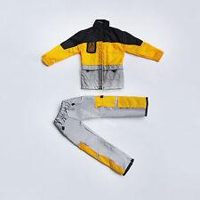 "1/6Scale Yellow Black Grey Sport Clothes Coat Pants Set For 12""Action Figure Ken"