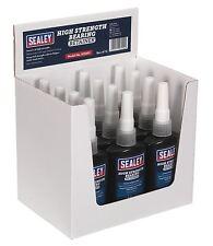 Sealey SCS601 CUSCINETTO Fit fermo ad alta resistenza 50 ml confezione da 12