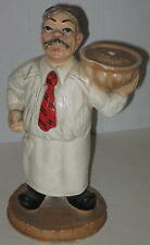 Vintage Circa 1950's Pretzel Pete Counter Top Figure 10""