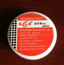 1PCS Advanced Quality ZJ-18 50g Soldering Solder Flux Paste NEW