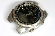 Casio Fishing Gear AMW-700 watch for parts/hobby/watchmaker - 140565