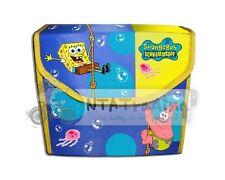 SPONGEBOB - esponja bolso Pack Doble Doble Bolso Equipaje NUEVO 835088