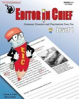 Editor in Chief: Editor in Chief Level 1 : Grammar Disasters and Punctuation Fa…