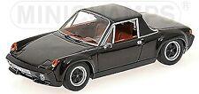 Porsche 916 1971 black 1:43 Minichamps