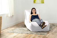 Xxl Floor Cushion Giant Beanbag Garden Lounger Bean Bag