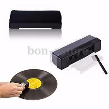 Kit Velvet Record & Stylus Dust Brush Cleaner Pfanstiehl Vinyl LP Cleaning HOT