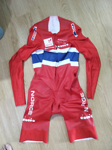 Diadora Norge LS Aero Speedsuit (Rare pc)