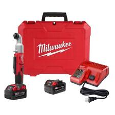 "Milwaukee 2667-22 M18 1/4"" Drive 2-Speed Right Angle Impact Driver Kit"