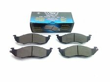VGX MF576 Semi-Metallic Disc Brake Pad, Front