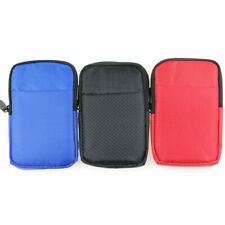 New Universal Portable 2.5'' External Hard Drive Carrying Case HDD SSD Bag Pouch