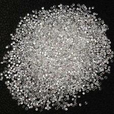 Real Natural 0.50TCW Round Cut Loose Diamonds lot SI-3/F-G Color 23-55 Pieces