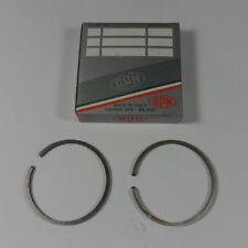 BSA BANTAM D14/B175 CHROME PISTON RINGS --E307 WILL ONLY SUIT RCR PISTON 020