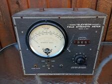 Vintage Television Field Strength Meter Model A-465