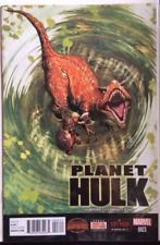 Marvel Comics Planet Hulk # 3A 2015 VF