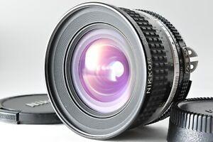"""NEAR MINT"" Nikon 20mm F2.8 Ai-S AIS Wide Angle Manual Focus Prime Lens JAPAN"
