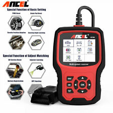 ANCEL VD007 OBD2 Code Reader for VAG Airbag ABS SRS Oil EPB DPF Diagnostic Tool