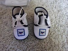 Honors Baby Boy's Shoes Size 0-3 Months with Airplanes - NEW