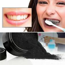 100% Natural Activated Charcoal Powder Organic Bamboo Teeth Whitening Toothpaste