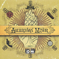 American Minor - Southern Rock - AMERICAN MINOR CD