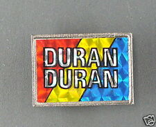 RARE VINTAGE DURAN DURAN METAL PIN CONDITION NEW