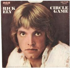 RICK ELY--PICTURE SLEEVE ONLY--(CIRCLE GAME)--PS--PIC--SLV